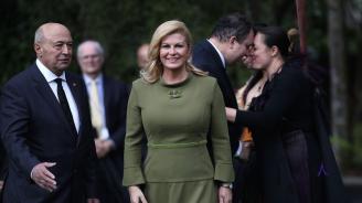 Хърватският президент отказа среща със сръбския си колега