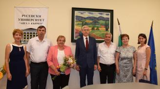 Висш руски дипломат посети Русенския университет