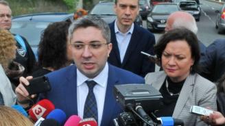 Николай Нанков: Очаквам да чуя от БСП и, че АМ Хемус е само за членове на ГЕРБ