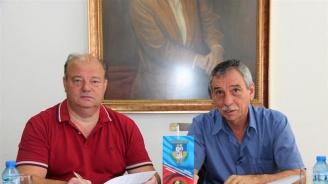 ВТУ е разработил проект за свой филиал в Република Македония (снимки)