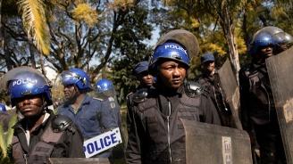 Опозиционен лидер беше арестуван в Зимбабве
