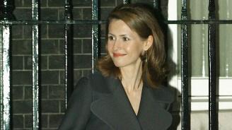 Съпругата на Башар Асад е болна от рак
