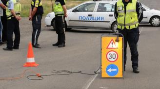 ТИР разля масло на Околовръстното на Пловдив, пътят временно е затворен