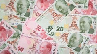 Нов срив и рекордно дъно на турската лира