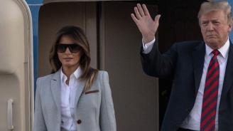 Родителите на Мелания Тръмп станаха граждани на САЩ