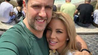 Емилия заминава на меден месец със съпруга си