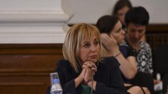 Мая Манолова: Ситуацията със закона за хората с увреждания е скандална