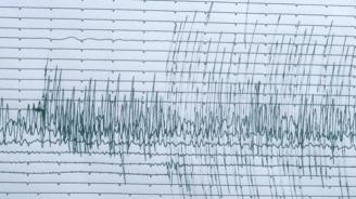 Земетресение с магнитуд 5,1 разлюля Албания