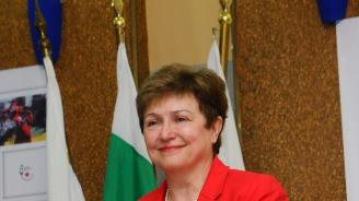 Кристалина Георгиева: Влизането в еврозоната няма да доведе до сериозно поскъпване на цените у нас