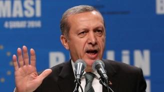 Ердоган: Турция няма да сменя курса си заради икономическия натиск