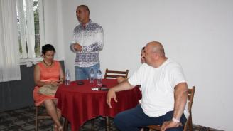 Цветанов: Срещите ми с хора са ежедневни, защото трябва да се чуват проблемите им и да се работи по решаването им (снимки)