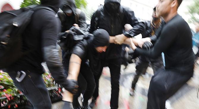 Началникът на полицията във Вашингтон Питър Нюшам съобщи, че само