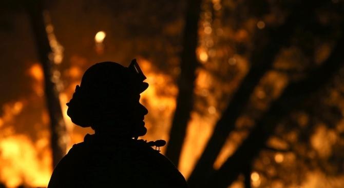 Увеличава се опасността от възникване на горски пожари, заради очакваното
