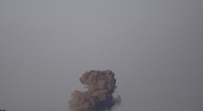 Въздушният удар в Северен Йемен, който се твърди, че е
