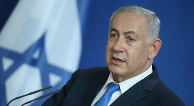"""Израелският премиер Бенямин Нетаняху е направил през май """"тайно"""" посещение"""