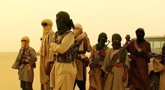 Шест души, включително петима жандармеристи, бяха убити при терористично нападение