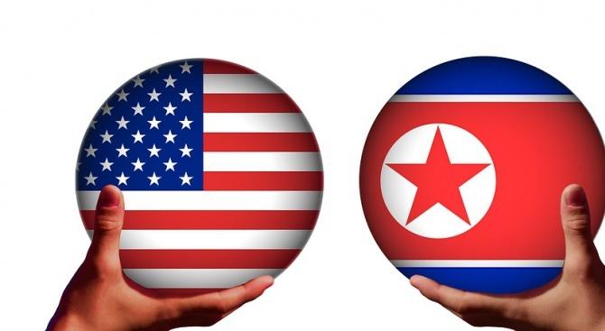 Представители на САЩ и Северна Корея (КНДР) имаха през уикенда