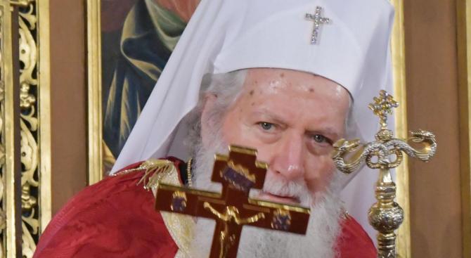 Негово светейшество българският патриарх и Софийски митрополит Неофит ще отслужи
