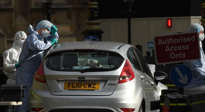 Британски поданик издържи вчерашния атентат в Лондон, написа местният в.