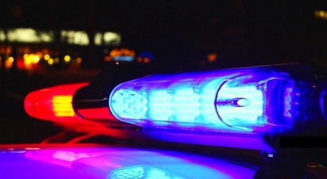 35-годишен криминално проявен мъж е задържан за агресивно поведение и