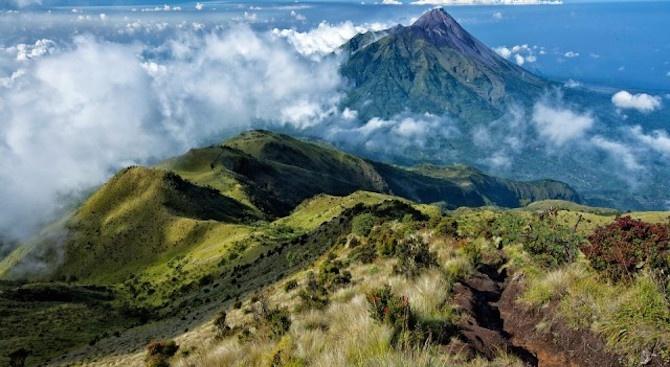 Остров Ява: 22 вулкана и над 40 000 вида цветя