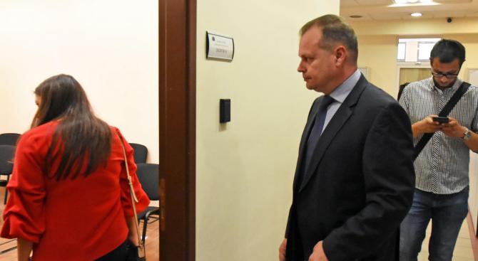 15-и състав на Софийски градски съд ще проведе разпоредително заседание