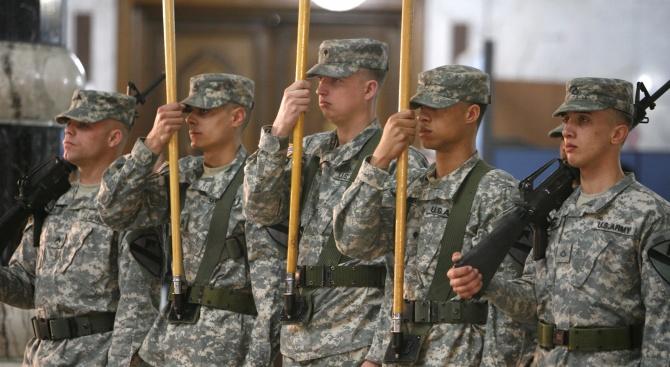На парада по случай празника на полската армия президентът Анджей