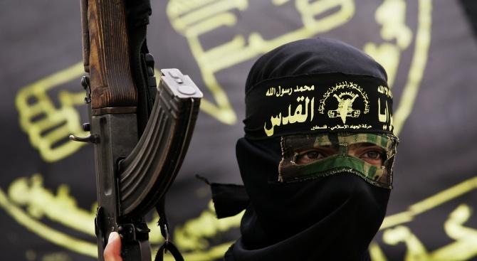 Обявен за международно издирване член на Ислямска държава е заловен