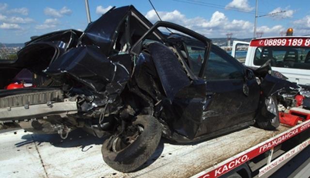 35 души са ранени при пътни инциденти в страната през