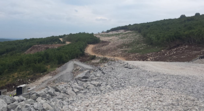 """Започва строителството на нов участък от магистрала """"Хемус"""".Става въпрос за"""