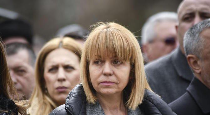 Днес от 12.00 часа кметът на София Йорданка Фандъкова ще