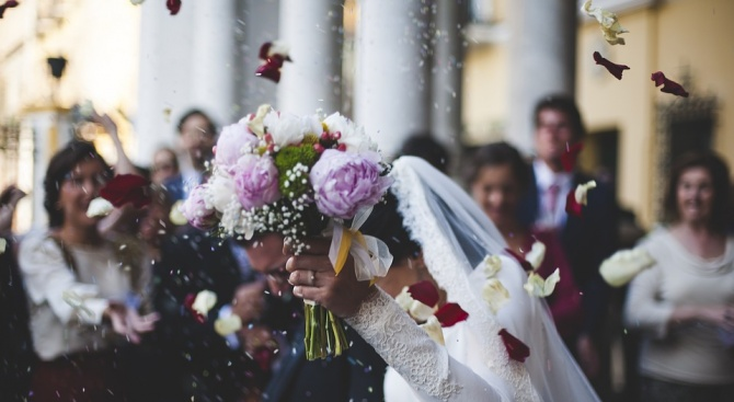 Небивал интерес към сключване на брак на 18.08.2018 година се