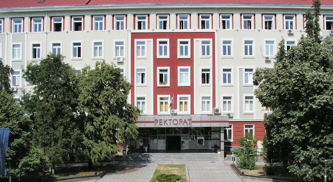 Технически университет - София е изпълнил 93% от държавната поръчка