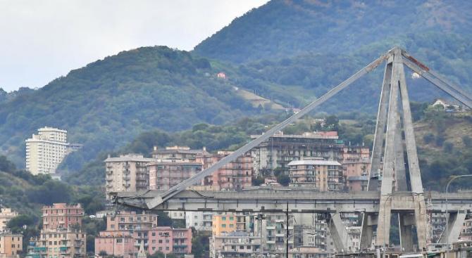 """Румънски гражданин, обявен за мъртъв след трагедията край Генуа, """"възкръсна"""","""