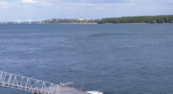 Нов кораб за маркиране на корабоплавателния път по река Дунав