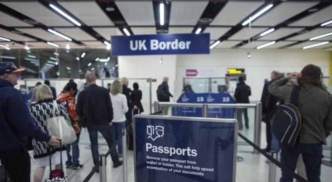 Французин, живеещ във Великобритания, беше осъден днес заради фалшива бомбена
