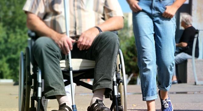 Новият вид финансова подкрепа за хората с увреждания се предвижда
