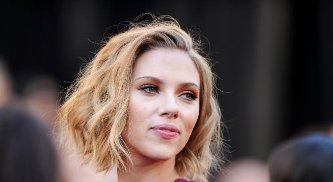 Американската актриса Скарлет Йохансон е най-високоплатената в света, според класация