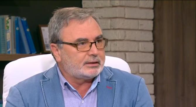 Д-р Ангел Кунчев: В момента има няколко епидемични взрива от различен характер