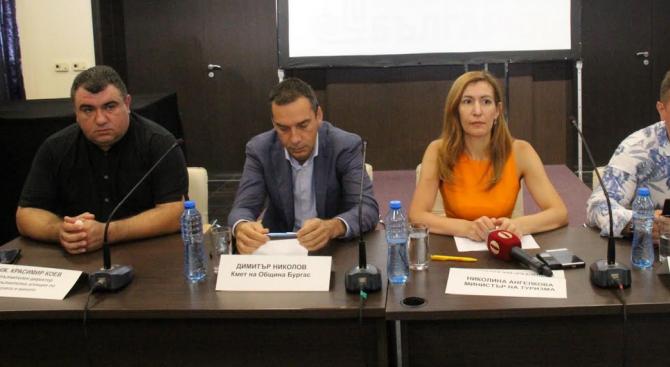 Създадохме проекта за винено-кулинарни дестинации с цел България да се