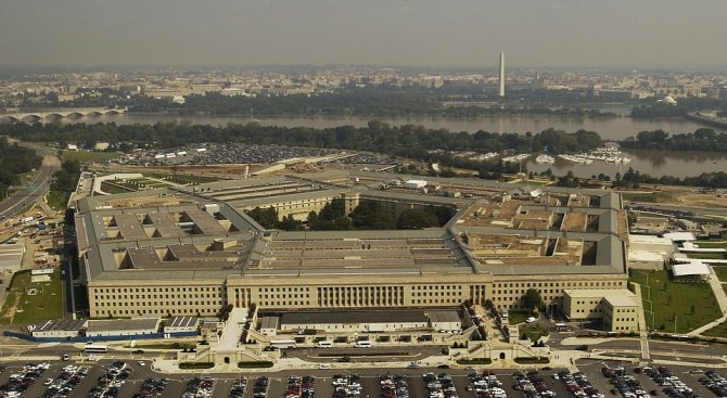 Китайското министерство на отбраната изрази протест пред Вашингтон заради доклад