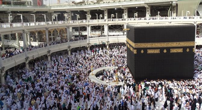 В Саудитска Арабия утре започва годишното мюсюлманско поклонение - хаджът,