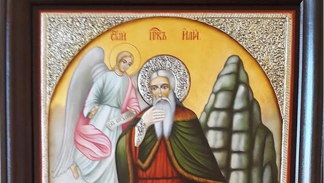 Известен български хирург онколог дари икона за параклиса на Петрова нива