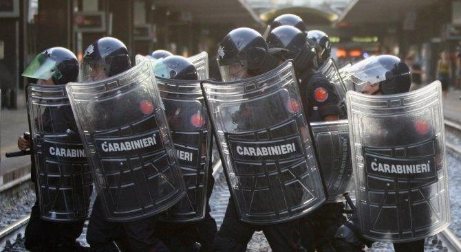 Високопоставен член на италианската мафия Ндрангета бе арестуван, след като