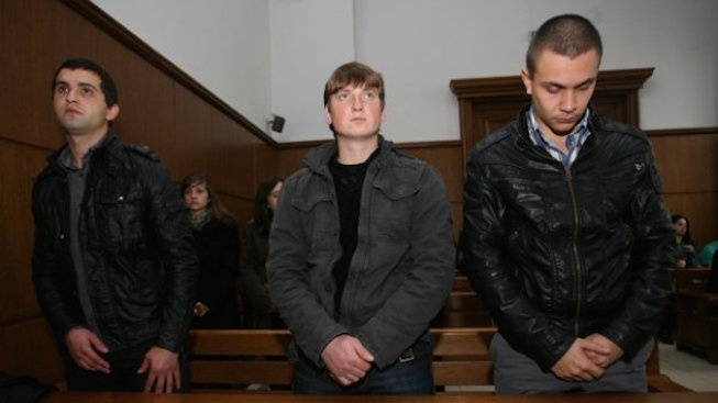 Убиецът на студента Стоян Балтов, който бе заловен в Южна