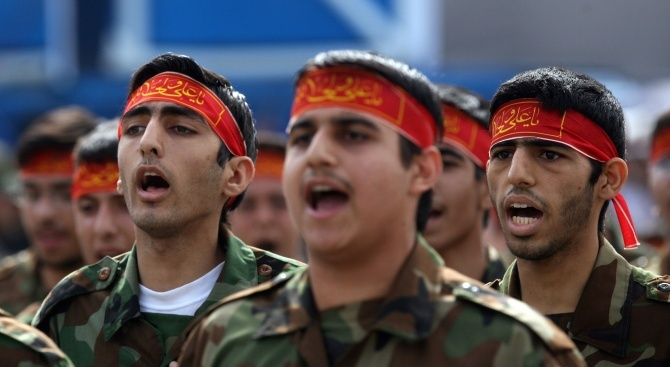 Иранският външен министър Мохамад Джавад Зариф заяви днес, че САЩ