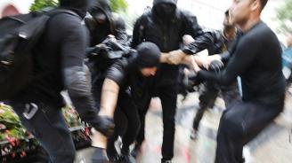Един арестуван след протестите във Вашингтон