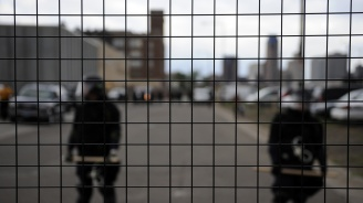 Бърнаут остави полски град без полицаи