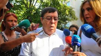 Прокуратурата предяви обвинение на Бенчо Бенчев (снимки)