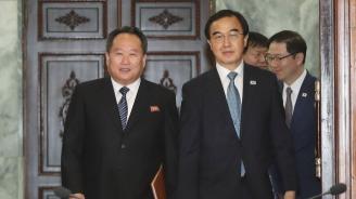 Срещата между двете Кореи ще бъде на 12 или 13 септември